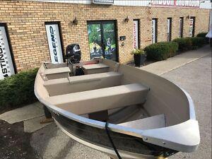 2013 legend boats 16 WideBody London Ontario image 3