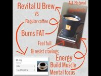 Smart Weight Loss Coffe, Revital U Brew, £50 for 1 months supply
