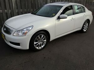 2009 Infiniti G37 X Luxury, Automatic, Leather, Sunroof, AWD
