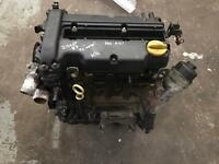 Z12XEP ENGINE CORSA C & D 03 - 10 GOOD RUNNER