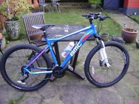 BMC MOUNTAIN BIKE BRAND NEW