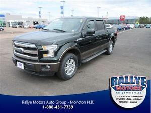 2015 Ford F-150 CREW CAB! Lariat! 4x4! Back-Up! Alloy! Nav! !
