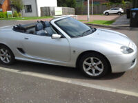 Soft top, 6 compact cd player, leather seats, good fuel consumption, 7 month MOT, Sporty, smooth run