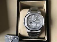 Swiss Patek Philippe Nautilus Automatic Watch