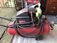 Compressor 100ltr 240v
