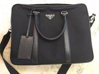 Prada Briefcase Laptop bag