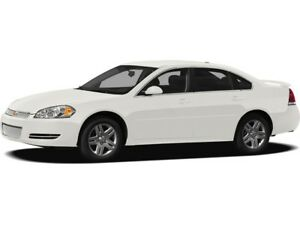 2012 Chevrolet Impala LT Winter tires and rims - Remote start...
