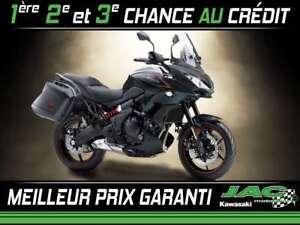 2018 Kawasaki Versys  650 ABS LT Défiez nos prix