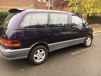 Toyota previa mode, Seven seater, New tyres, New Battery, Automatic