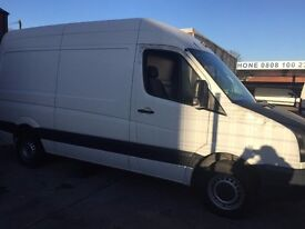 VW Crafter 109 MWB Panel Van - ideal for export