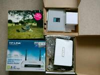 Tp link working router or extender