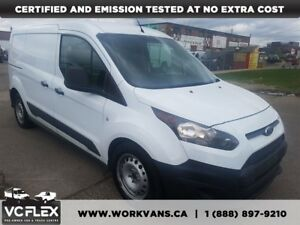 2014 Ford Transit Connect XL 2.5L 4cyl + Divider & Shelve