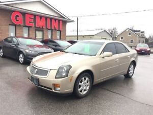 2006 Cadillac CTS 2.8L 6 month/10000km Warranty