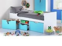 Brand New Cabin Bed with Mattress