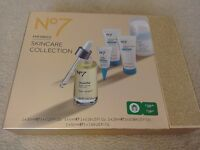 No.7 Skincare Collection Brand New Gift Box Perfect mother's day gift £20 price ticket on From Boots