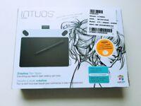 Wacom Intuos Creative Pen Tablet new in box RRP £80
