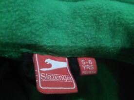 Slazenger kids Coat Age 5_6 years