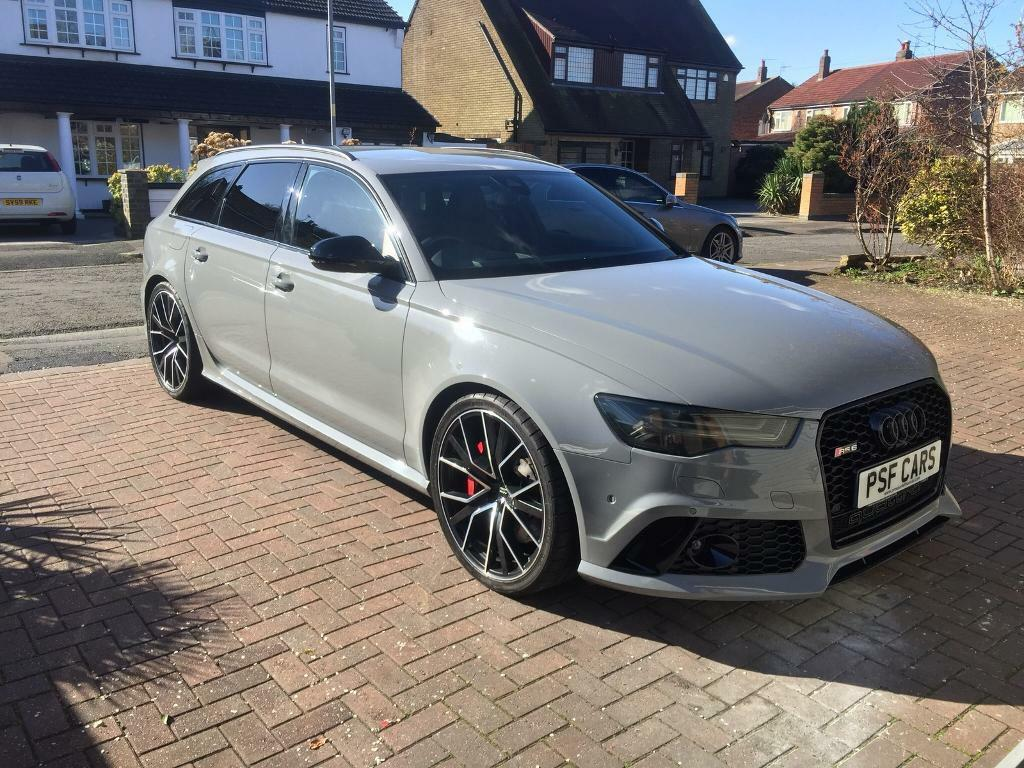audi rs6 avant performance in wilmslow cheshire gumtree. Black Bedroom Furniture Sets. Home Design Ideas