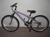 "Ladies/Womens Apollo Jewel 14"" Hardtail Mountain Bike (will deliver)"
