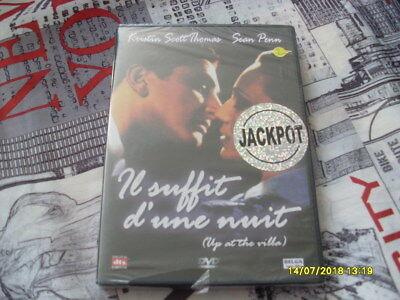 dvd film action thriller drame IL SUFFIT D'UNE NUIT sean penn rare