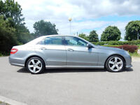 2012 62 MERCEDES-BENZ E CLASS 2.1 E300 BLUETEC HYBRID 4d AUTO *PART EX WELCOME*FINANCE AVAILABLE