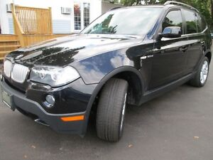 2008 BMW X3 3.0si-!  !  ! ONLY 56099 KMS !  !  !