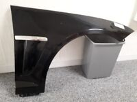 Jaguar xf o/s front wing.good condition some scratches. £80 ono. tel.07414491904