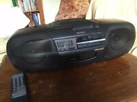 CD Radio cassette recorder - Sony CFD-350