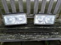 Headlights- Landcruiser 80 series 1992