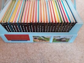 Thomas the tank engine centenary library book's.
