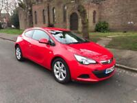 Vauxhall Astra GTC Sport 2.0 CDTI S/S 3DR....Hatchback, 2013 (62 Plate)