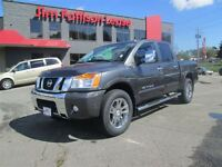 2012 Nissan Titan SL w/nav and dvd