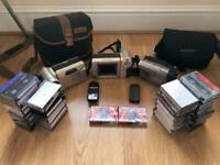 Video Transfer - We Digitise Video8 Hi8 or Digital8 camcorder tapes onto a USB device!
