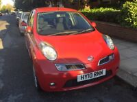 Great condition Nissan Micra with service history
