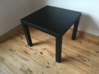 4x IKEA square coffee tables