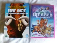 Ice Age Movies – the Mammoth Collection Box Set + Ice Age 5