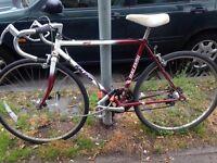 Raleigh Winner racing bike