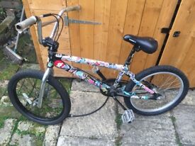 BMX 20 inch mongoose Park Bike