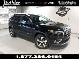 2019 Jeep Cherokee Limited 4x4 | LEATHER | SUNROOF | REAR CAMERA