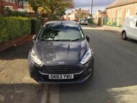 2013 (63 plate) Ford Fiesta 1.0 titanium, eco boost, FSH, midnight sky grey