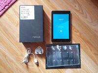 Nexus 7 32GB 1st generation Tablet (BOXED LIKE NEW)