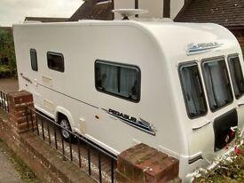 For sale: Bailey Pegasus 462: 2 berth 2011 model
