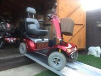 OFF ROAD & ROAD LEGAL HUGE ALL TERRAIN HEAVY DUTY SHOPRIDER 889 22st user MOBILITY SCOOTER