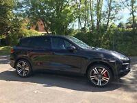 Full Porsche Main Dealer Service and for sale with One Year Porsche warranty. Porsche Cayenne Turbo