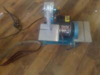 clarke 1 inch belt and 5 inch disc sander