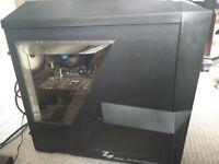 *** GAMING PC Z97 I7 4790K Quad Gaming 1TB 16Gb Nvidia GTX 970 4GB Z11 Case