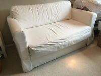 Ikea Sofa Bed White