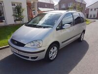 FORD GALAXY 1.9 TDI 7 SEATER(1 FULL YEAR MOT FOR SALE )
