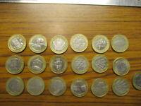 Brirish valuable coins