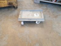 GALV SKATES/MOVERS IDEAL FOR MOVING ENGINES/HEAVY EQUIPMENT ETC.